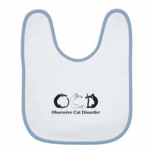 Śliniak Obsessive cat disorder