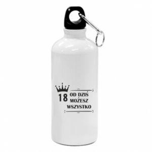 Water bottle Od dziś wszystko możliwe