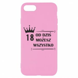 iPhone SE 2020 Case Od dziś wszystko możliwe