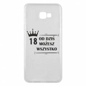 Samsung J4 Plus 2018 Case Od dziś wszystko możliwe