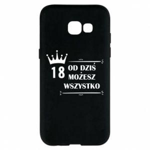 Samsung A5 2017 Case Od dziś wszystko możliwe