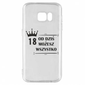 Samsung S7 Case Od dziś wszystko możliwe