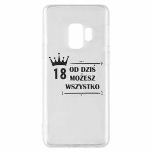Etui na Samsung S9 Od dziś wszystko możliwe