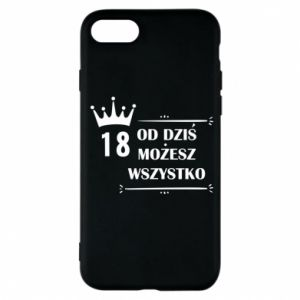 iPhone 7 Case Od dziś wszystko możliwe