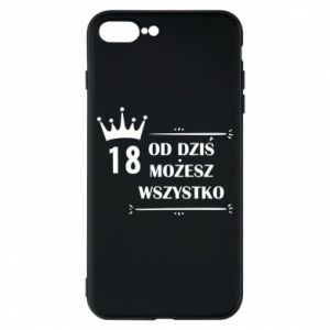 iPhone 8 Plus Case Od dziś wszystko możliwe