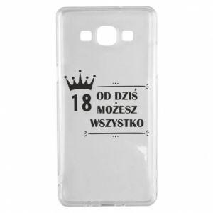 Samsung A5 2015 Case Od dziś wszystko możliwe