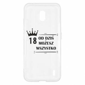Nokia 2.2 Case Od dziś wszystko możliwe