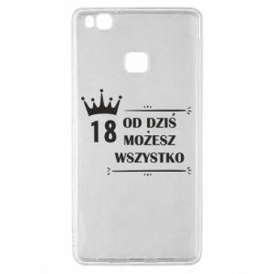 Huawei P9 Lite Case Od dziś wszystko możliwe