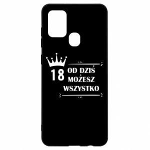 Samsung A21s Case Od dziś wszystko możliwe