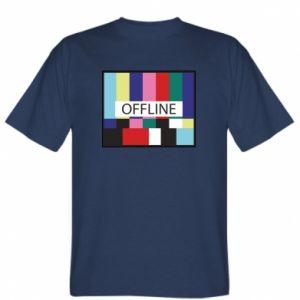 Koszulka męska Offline