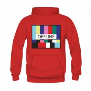 Bluza z kapturem dziecięca Offline