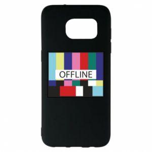 Etui na Samsung S7 EDGE Offline