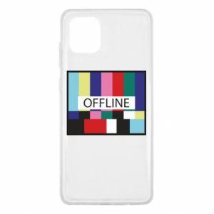 Etui na Samsung Note 10 Lite Offline