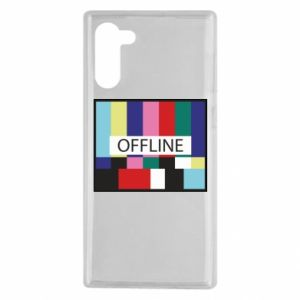 Etui na Samsung Note 10 Offline