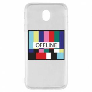 Etui na Samsung J7 2017 Offline