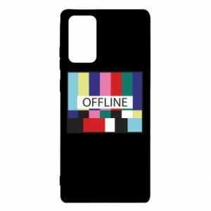 Etui na Samsung Note 20 Offline
