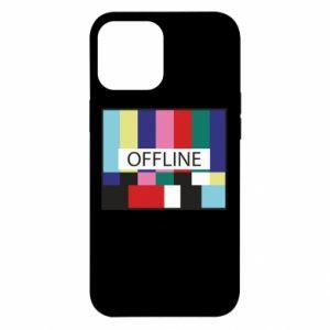 Etui na iPhone 12 Pro Max Offline