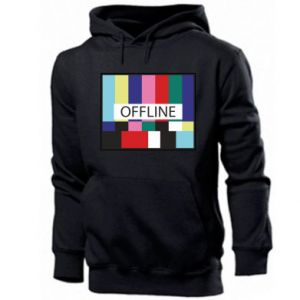 Bluza z kapturem męska Offline