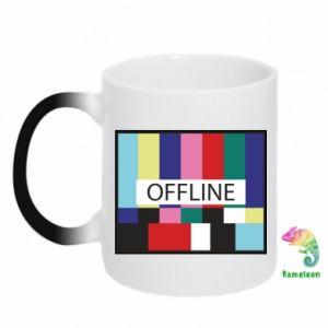 Kubek-kameleon Offline