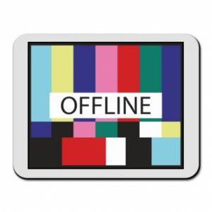 Podkładka pod mysz Offline