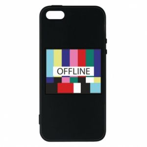 Phone case for iPhone 5/5S/SE Offline