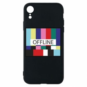Phone case for iPhone XR Offline