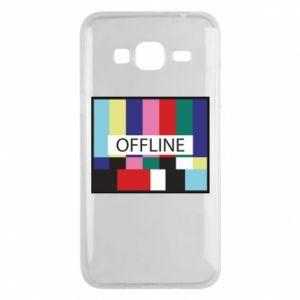 Etui na Samsung J3 2016 Offline