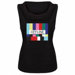 Women's t-shirt Offline