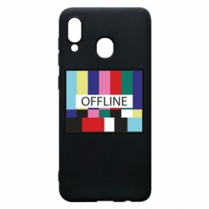 Etui na Samsung A20 Offline
