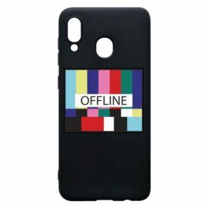 Etui na Samsung A30 Offline