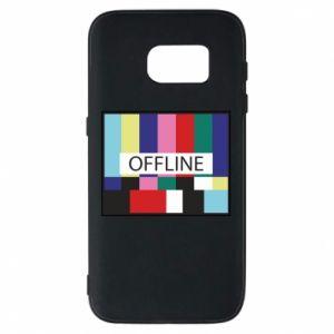 Etui na Samsung S7 Offline