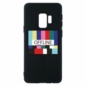 Etui na Samsung S9 Offline