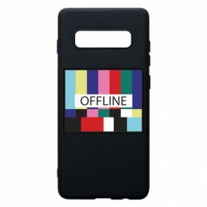 Etui na Samsung S10+ Offline