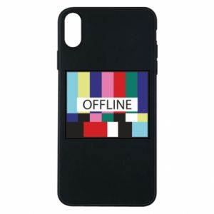 Etui na iPhone Xs Max Offline