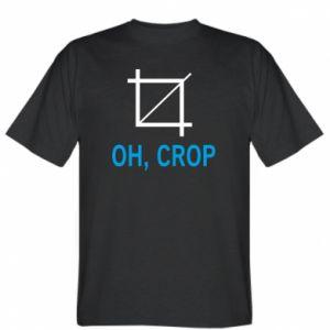 Koszulka Oh, crop