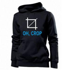 Damska bluza Oh, crop