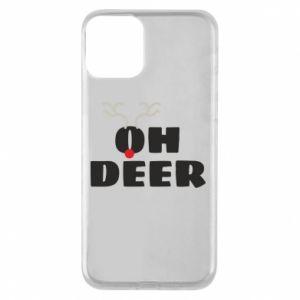 iPhone 11 Case Oh deer