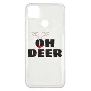 Xiaomi Redmi 9c Case Oh deer