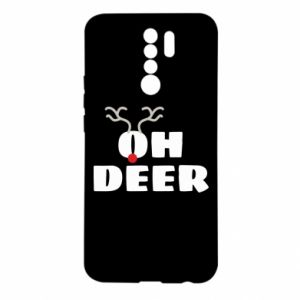 Xiaomi Redmi 9 Case Oh deer