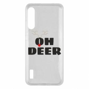 Xiaomi Mi A3 Case Oh deer
