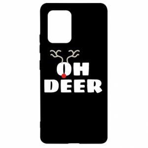 Samsung S10 Lite Case Oh deer