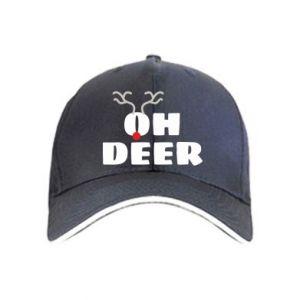 Cap Oh deer