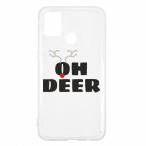 Samsung M31 Case Oh deer