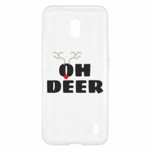 Nokia 2.2 Case Oh deer