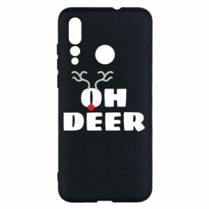 Huawei Nova 4 Case Oh deer