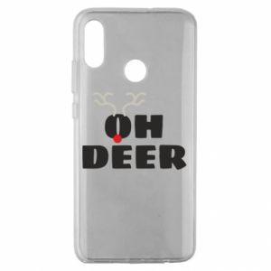 Huawei Honor 10 Lite Case Oh deer