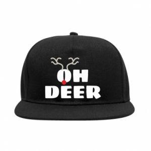 SnapBack Oh deer