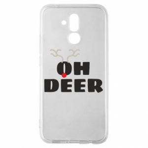 Huawei Mate 20Lite Case Oh deer