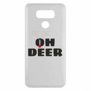 LG G6 Case Oh deer