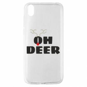Huawei Y5 2019 Case Oh deer